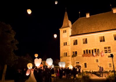 Mariage Lanternes Maison Vallier Cressier